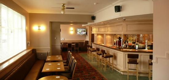 The Hollybush Inn: inside the pub