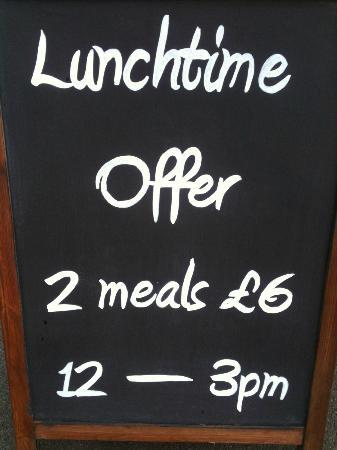 The Hollybush Inn: our very popular deal