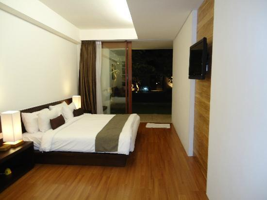 The Wangsa Private Estate: the bed
