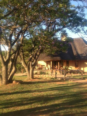 Kololo Game Reserve: Main Office