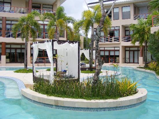 Misibis Bay Resort: Lagoon Pool