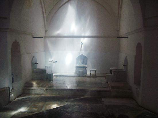 Great Hamam : Main chamber
