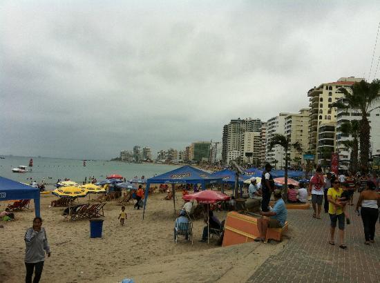 Playa Las Salinas: Playa