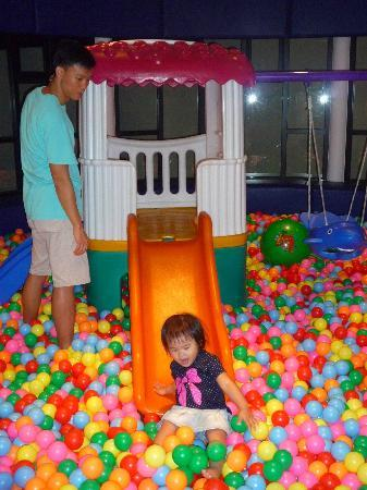 Holiday Inn Phuket Mai Khao Beach Resort: Kids playroom