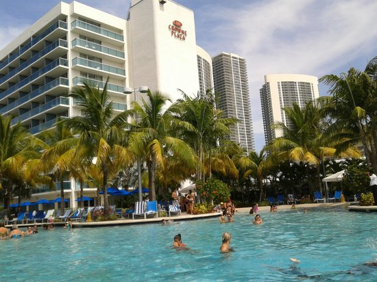 DoubleTree Resort by Hilton Hollywood Beach: Crowne Plaza Hollywood Beach