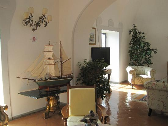 Hotel Miramare: Common Area