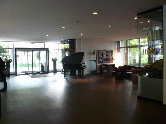 Park Hotel Winterthur: Reception