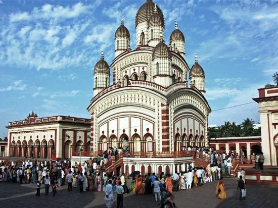 Dakshineswar Kali Temple: Kali Temple - Dakhineshwar