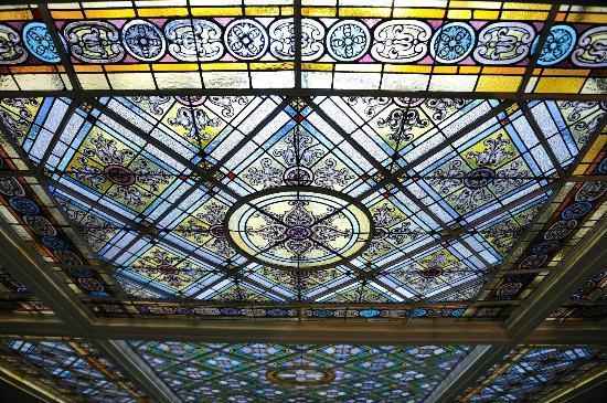 Hotel Nemzeti Budapest - MGallery by Sofitel: Glass Roof top- Restaurant