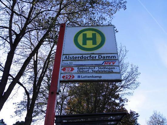 Best Western Premier Alsterkrug Hotel: Endstation