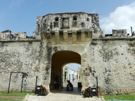 Old City Wall Campeche 2018 All You Need To Know