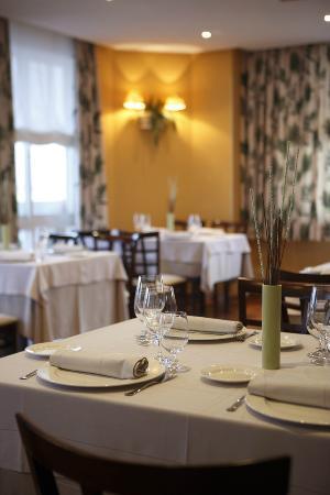 Hotel Rotilio: Comedor del hotel