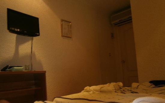 Sanz Hotel: camera