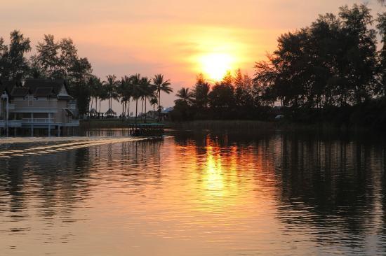 Allamanda Laguna Phuket: Nice sunset