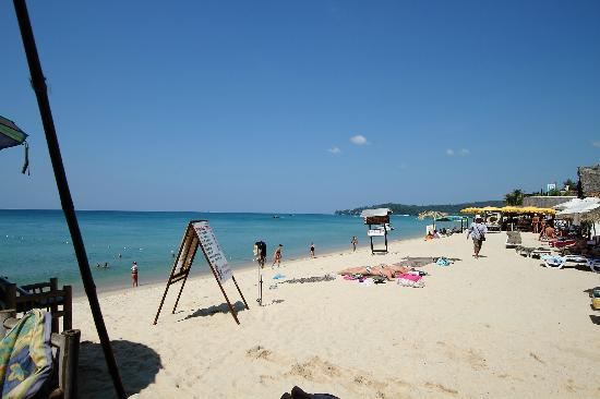 Allamanda Laguna Phuket: Bang Tao Beach (close to the hotel)