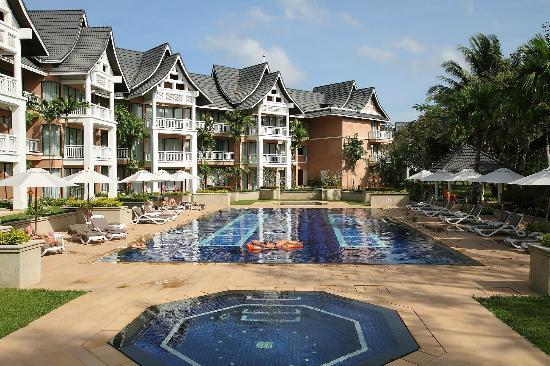 Allamanda Laguna Phuket: One of the poolareas