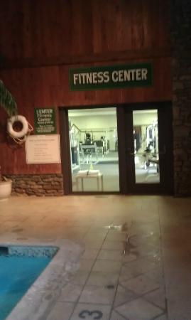 The Inn at the Peak: Fitness Center