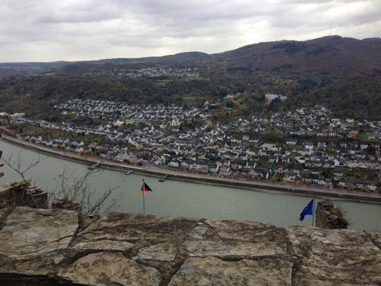 beautiful Rhine view
