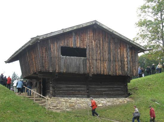 Kramsach, Áustria: Great building