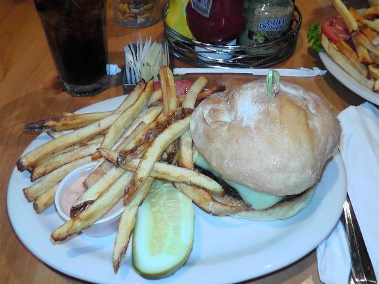 MacPhail's Burgers : The Shroom *yammi*