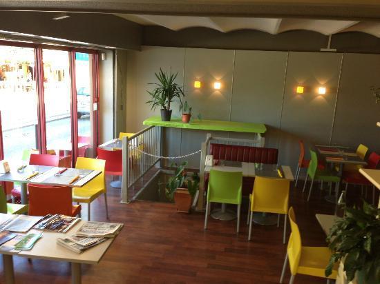 La Dolce Vita: la salle de restaurant