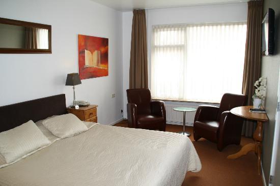 Hotel de Rozenstruik : Hotel kamer