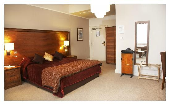 The Greyhound Carshalton Hotel: One of our double bedded rooms