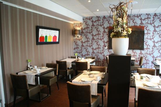 Hotel de Rozenstruik: Het restaurant