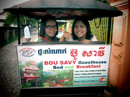 Bou Savy Guest House: Good idea :)