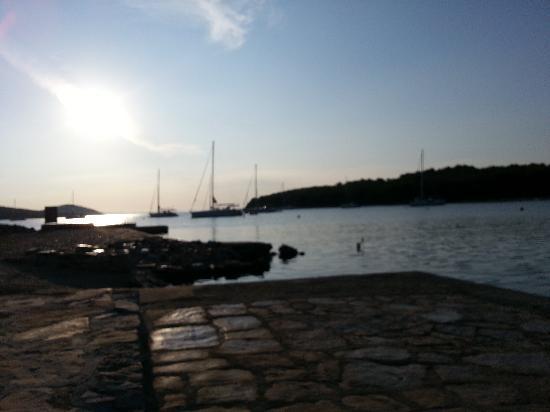 Zirje Island, Kroasia: Sonne