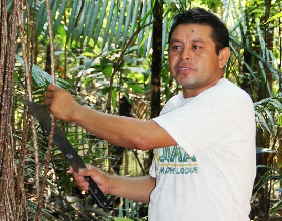 Juma Amazon Lodge: Joao, der Wunderheiler....