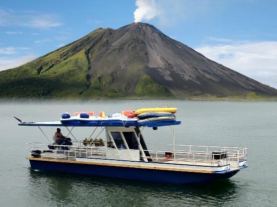 volcano lake adventures