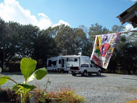 Betty's RV Park: Betty's