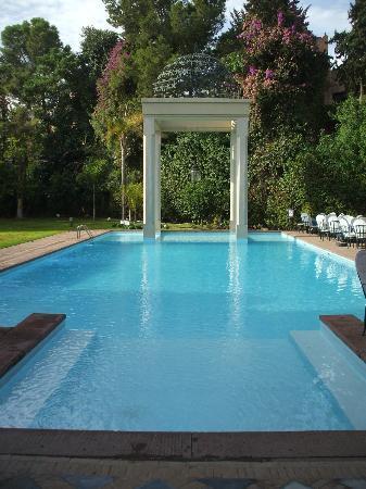 Hotel Marrakech le Tichka: Hotel Pool