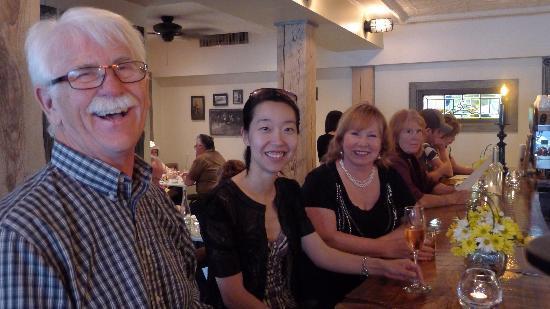 Pomodoro Trattoria & Wine Bar : An International sensation......