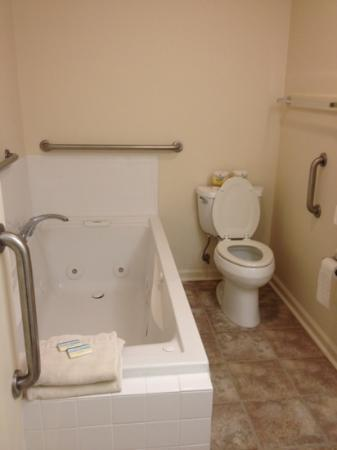 Club Ocean Villas II: pic2 - bathroom: toilet/tub