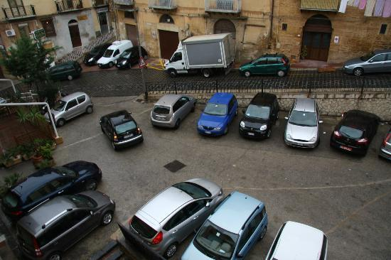 Piazza Lena or The Parking Lot - Picture of B&B Terrazze di ...