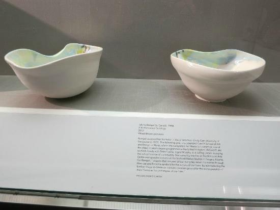 Gardiner Museum : Canadian British works