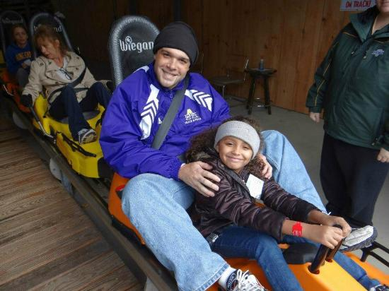 Hope Lake Lodge & Conference Center: Mountain Coaster