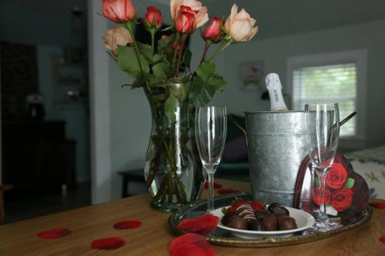 O'Casey's Bed and Breakfast: Romance Package