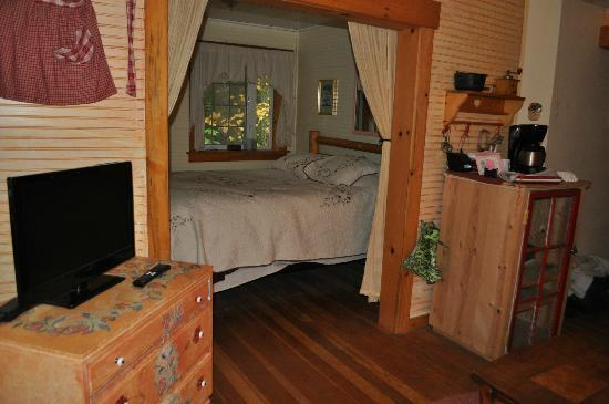 Copper Creek Inn: The bedroom