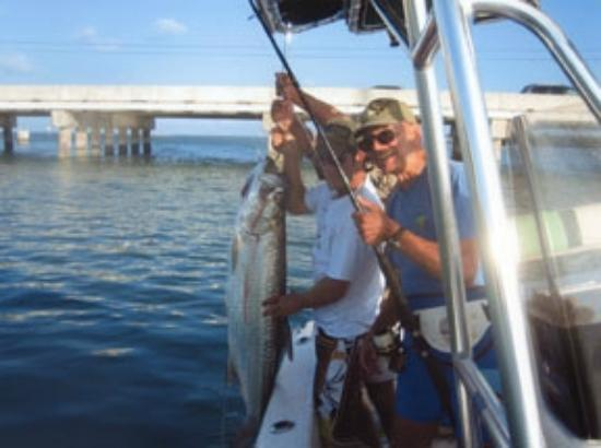Fearless Fishing Charters: Mac's Tarpon with Capt. Hendrix