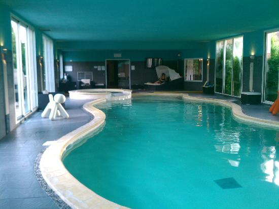 Hôtel Le Manoir de la Poterie & Spa : la piscine