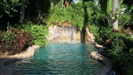 Ed Lugo Resort: nochmal der Pool