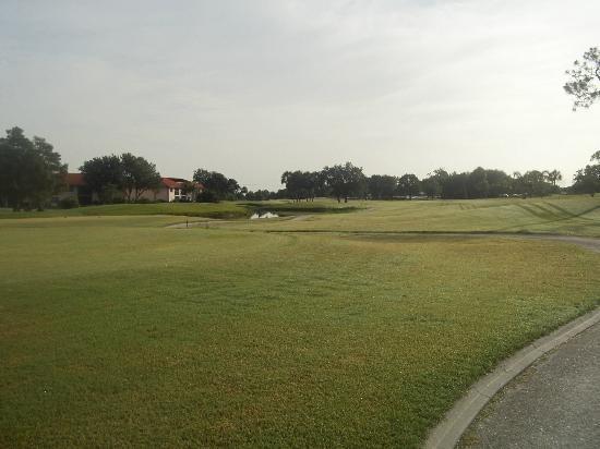Deep Creek Golf Club : Deep Creek #18