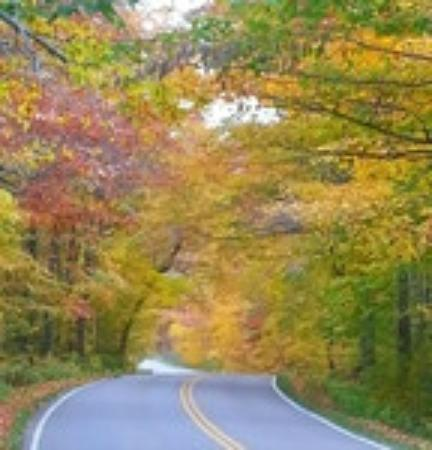 Smugglers' Notch Resort : Hwy 108 in the Notch