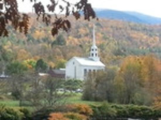 Smugglers' Notch Resort : Community Church in Stowe, VT