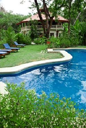 Harbor Reef Surf Resort: Main grounds swimming pool