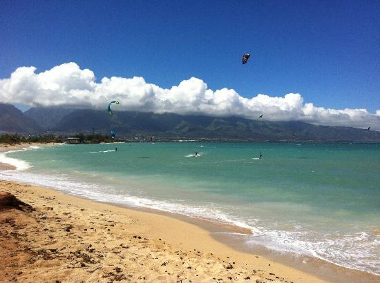 Kiteboarding School of Maui: Kite Beach
