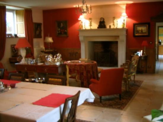 Carpe Diem: Living room/Dining room